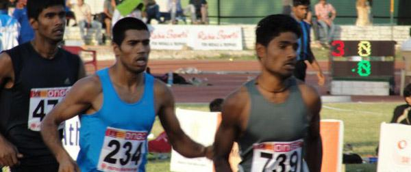 16th National Federation Cup Athletics Championships-2012