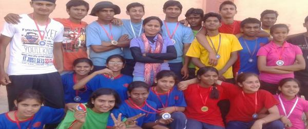 17th BULANDSHAHR DISTRICT ATHLETICS CHAMPIONSHIPS-2014