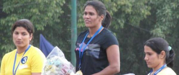 52nd NATIONAL INTER STATE SENIORS ATHLETICS CHAMPIONSHIPS 2012
