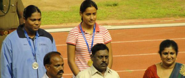 52nd Natonal Open Athletics Championships-2012