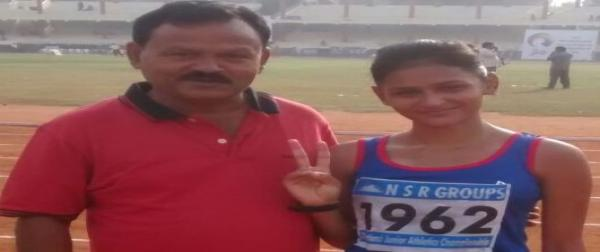 30th National Junior Athletics Championships-2014