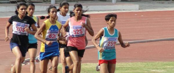 11th NATIONAL FEDERATION CUP JUNIOR ATHLETICS CHAMPIONSHIPS 2012