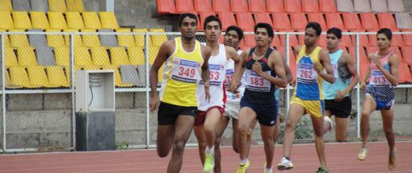 9TH NATIONAL YOUTH ATHLETICS CHAMPIONSHIPS 2012