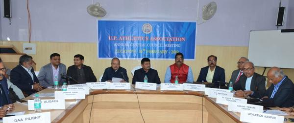 Annual General Council Meeting, Luclnow, 16 Feb, 2019