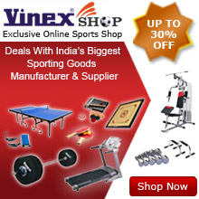 Sports Products Bumper Offers